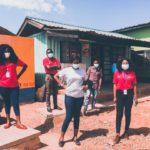 Success Stories Zambia - COVID19 Dashboard.